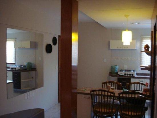Serantes Apart Hotel: Apartamento