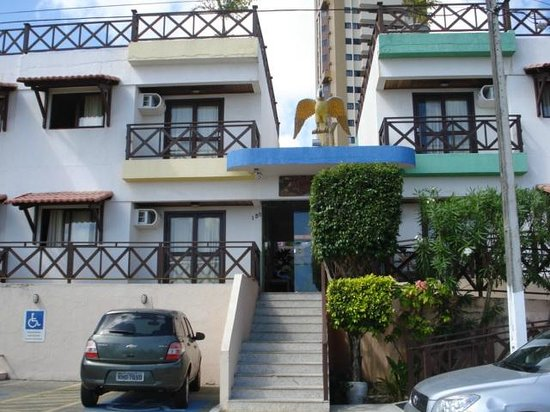 Serantes Apart Hotel: Fachada