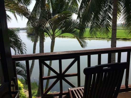 Hoi An Riverside Resort & Spa : Room with a view