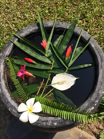 Hoi An Riverside Resort & Spa : Attention to detail