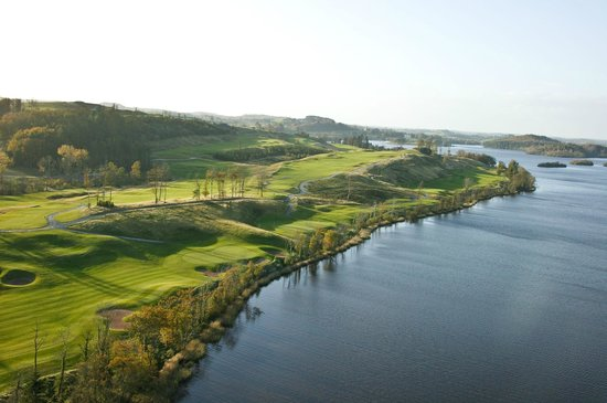 Castleblayney, Ιρλανδία: Concra Woods one of the top golf courses in Ireland