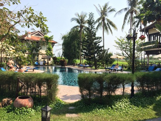 Hoi An Riverside Resort & Spa: Pool