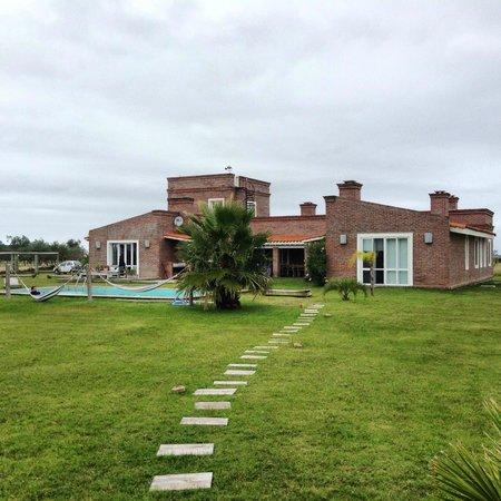 Miradores de Laguna Garzon: Hotel