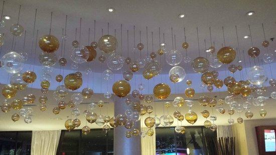 Miami Airport Marriott: Dining area