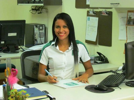Hotel Roma Plaza: Sales Assistant