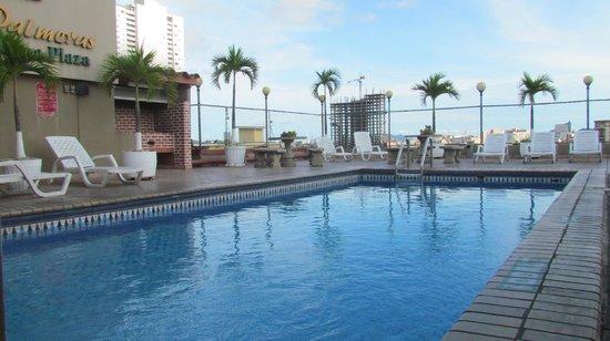 Hotel Roma Plaza: Pool