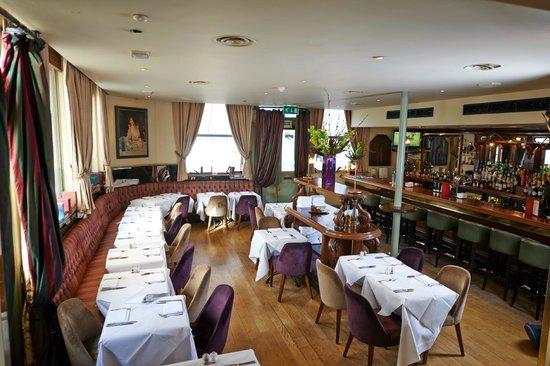 The Enterprise: Restaurant