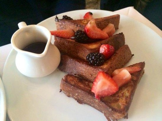 The Odeon : Le French Toast!