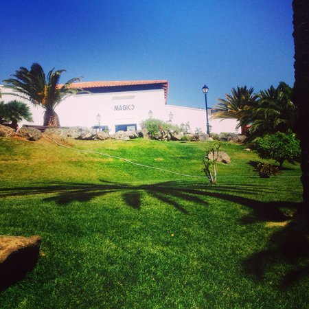 TUI MAGIC LIFE Fuerteventura : Beautiful grounds