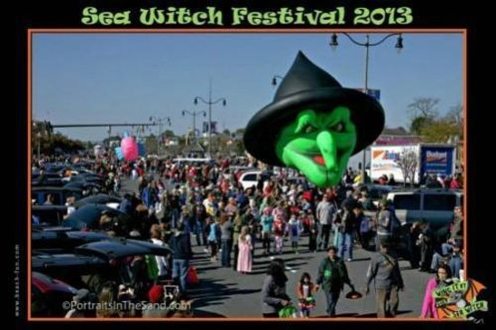 Rehoboth Beach Dewey Chamber Of Commerce 2017 Sea Witch Festival In