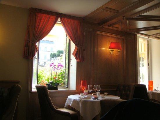 L'Orangerie du Château : романтический интерьер