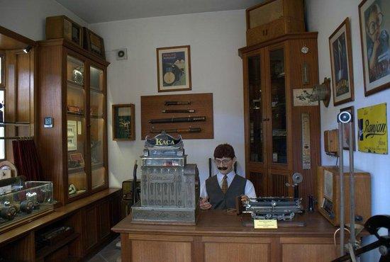Rahmi M. Koc-Museum: Аптека XIX века