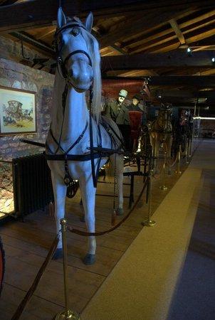 Rahmi M. Koc-Museum: Конки