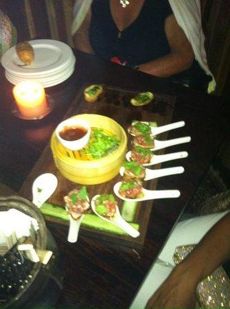 Asoka: yum yum!!