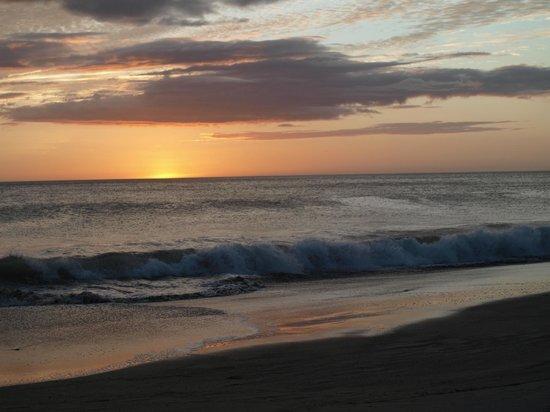 Wild Waves Surf House : la playa popoyo!