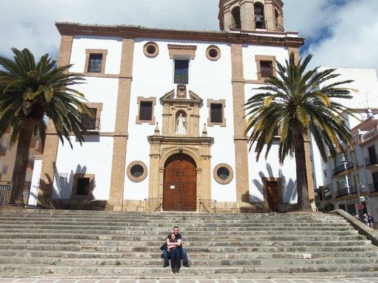 La Perla Blanca : Ronda town