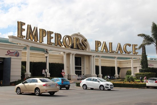 Peermont D'oreale Grande at Emperors Palace: Emperors Palace (Day)