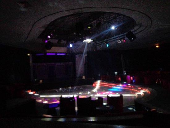 El Mouradi Mahdia : à 23h nous sommes devenus seuls dans le discothèque