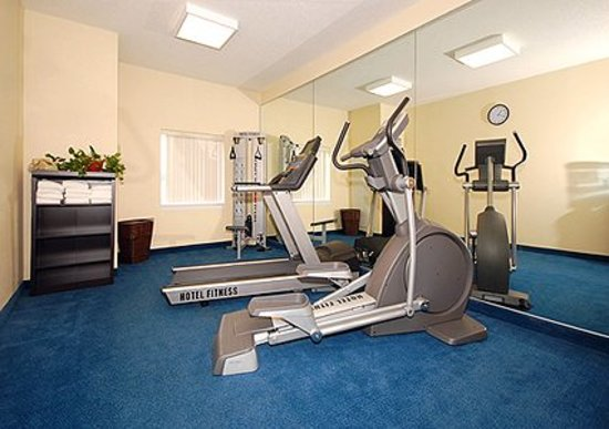 Quality Inn: Exercise