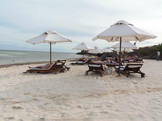 Ora Resort Watamu Bay : spiaggia