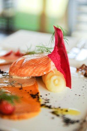 Rangá Restaurant: Dining