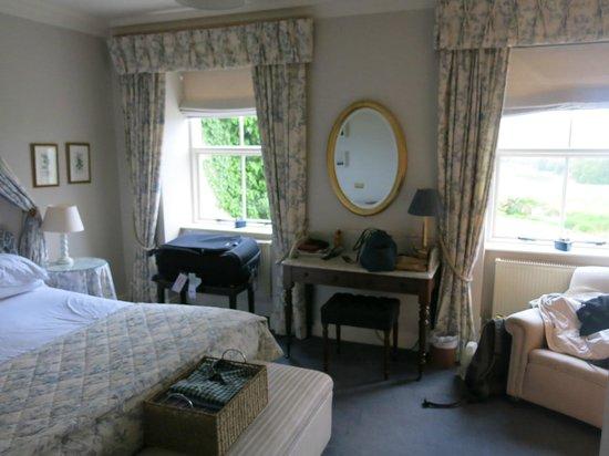 Gregans Castle Hotel : Linda habitación