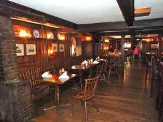 Beekman Arms and Delamater Inn : Beekman Tavern
