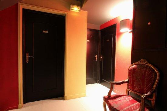 Hotel Le Blason : ......