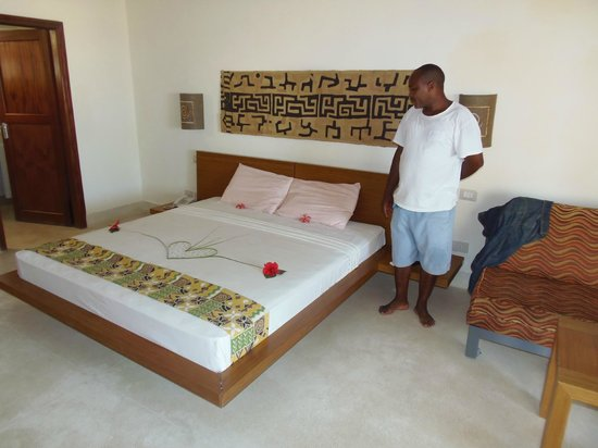 Ora Resort Watamu Bay: camera con Samuel
