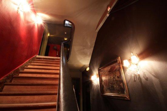 Hotel Le Blason : PARTIE COMMUNE