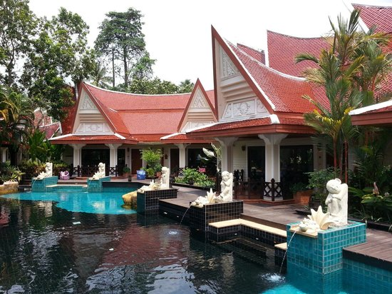 Santhiya Tree Koh Chang Resort: Deluxe Suites mit Pool Acess
