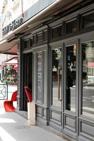 Hotel Le Blason : DEVANTURE