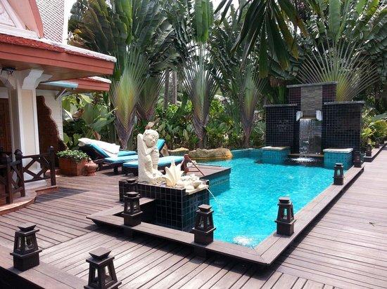 Panviman Koh Chang Resort: Deluxe Suite Pool Acess Room 123