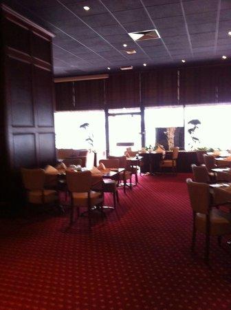 Thon Hotel Bristol Stephanie : salle à manger