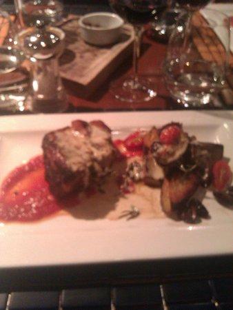 Restaurante La Vid: Maiale delizioso!
