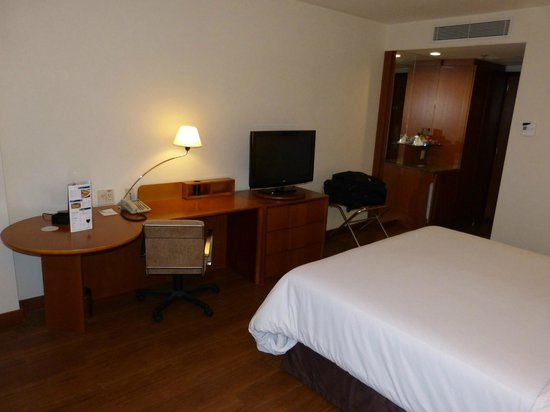 Caesar Business Vila Olimpia: quarto
