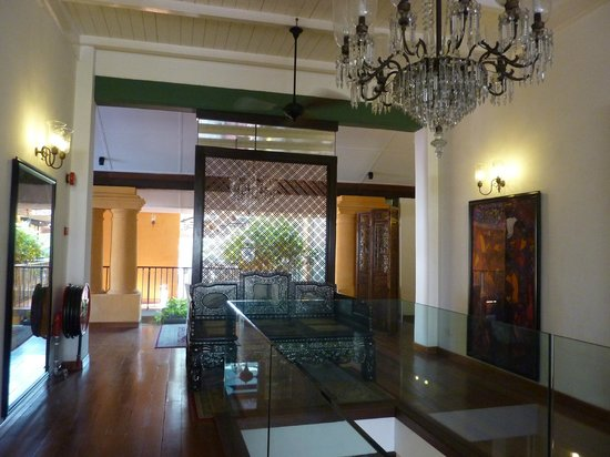 Yeng Keng Hotel: Guest seating areas