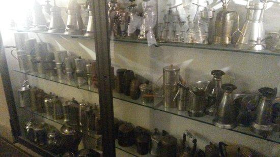 Antico Ristorante Pagnanelli: Collezione di moca