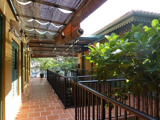 Yeng Keng Hotel: First floor landing