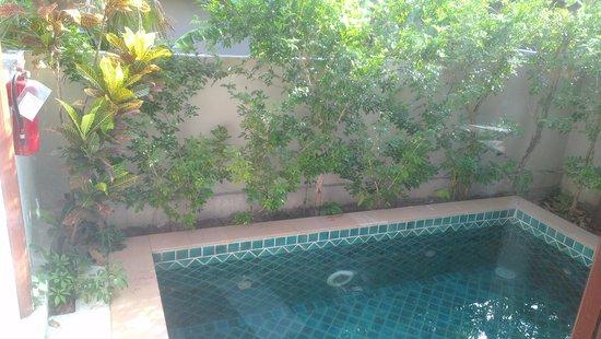"""Samui Buri Beach Resort: """"grand pool"""""""