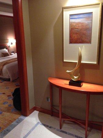 Empark Grand Hotel : Room Entry Area