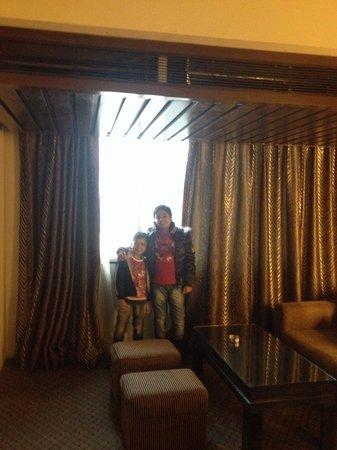 Comrade Inn: Kids enjoyed the hotel