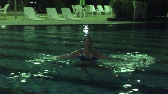 Fiesta Bahia Hotel : Na piscina do Fiesta