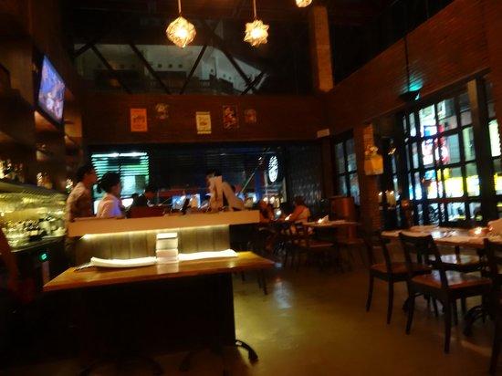 Ossotel : Romeo's Restaurant