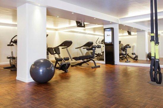 Gym på Elite Eden Park Hotel
