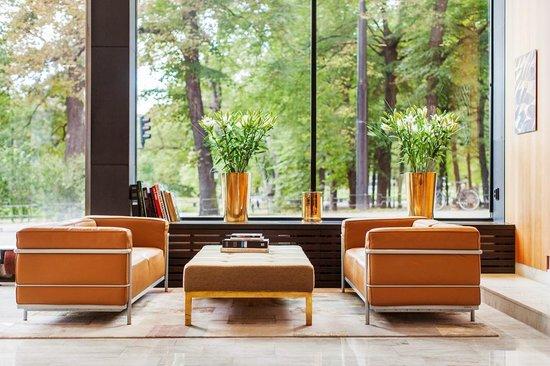 Lobby på Elite Eden Park Hotel