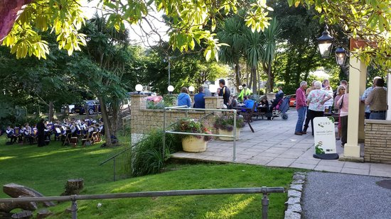Lanner, UK: Summer events in the gardens