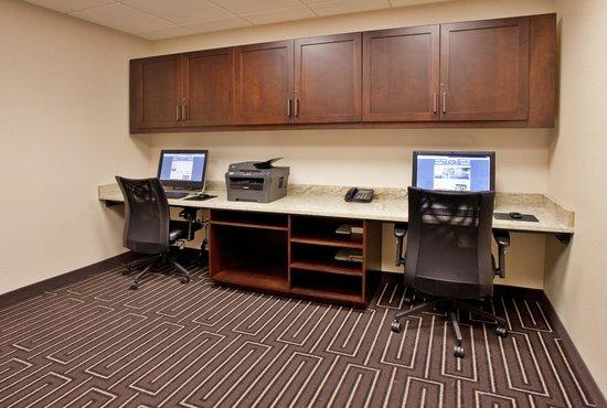 Hampton Inn Pittsburgh/Cranberry: Business Center