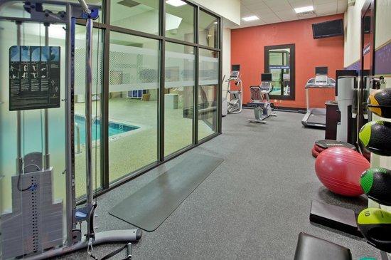 Hampton Inn Pittsburgh / Cranberry: Fitness Center