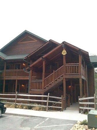 Westgate Smoky Mountain Resort & Spa: Our villa at Westgate Smoky Mountain Resort